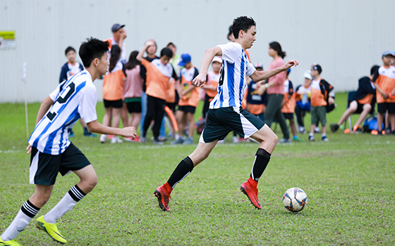 international school sports team in hanoi
